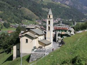Chiesa di S. Giovanni Evangelista – Loc. Piazza