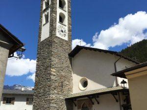 Chiesa di S. Maria Assunta – Loc. Cepina