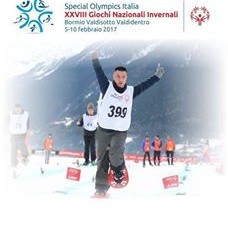 Torch Run Valdisotto 27 gennaio 2017 – Special Olympics Italia