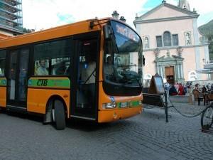 Servizio di trasporto urbano – Bormio/S. Lucia –  Estate 2017