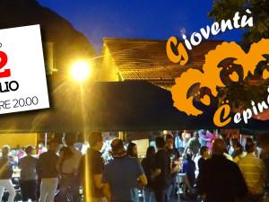 22 luglio – Festa a Pemont