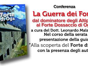 """Conferenza """"La Guerra dei Forti"""" Venerdì 29 luglio 2016"""