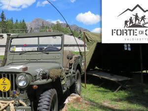 27 – 28 – 29 luglio – Mini Raduno di Mezzi Militari – Forte di Oga