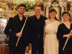 Concerto Ensemble Giglio Armonico – Venerdì 12 agosto – Chiesa S. Maria Assunta CEPINA