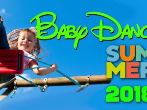 Dall'11 luglio all'8 agosto – Baby Dance e Balli di Gruppo – Estate 2018