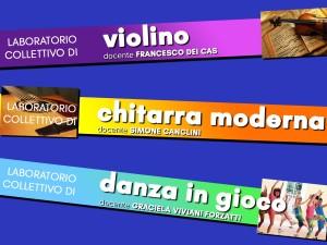 Laboratori Collettivi di Violino – Chitarra e danza