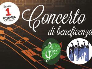 1 settembre 2018 – Concerto di Beneficenza – Piatta