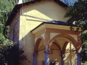 Chiesa di San Rocco e Sebastiano – Loc. Cepina