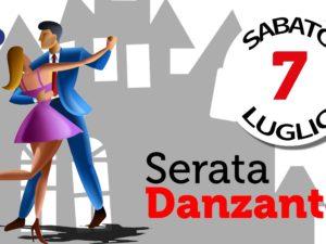 7 luglio – Serata Danzante a Piatta