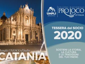 Campagna Tesseramento ProLoco 2020 – Sono aperte le iscrizioni