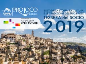 Campagna Tesseramento ProLoco 2019 – Sono aperte le iscrizioni