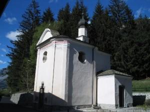 Chiesa dei Ss. Francesco da Paola – Loc. Tola