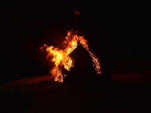 Li flama de San Lorenz – 9 agosto