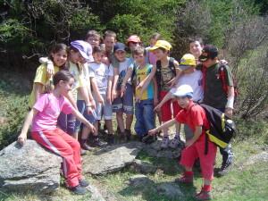Escursione al Sentiero delle Coppelle del Vallecetta