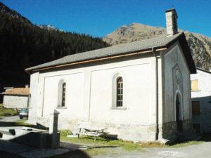 Chiesa di S.Maria Elisabetta o Madonna della Neve – Loc. Monte