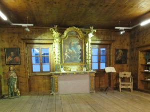 Oratorio dei Confratelli – Loc. Cepina